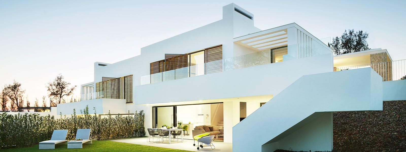 Maison Contemporaine Espagne